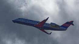 オキシドールさんが、広島空港で撮影したアイベックスエアラインズ CL-600-2B19(CRJ-200ER)の航空フォト(飛行機 写真・画像)
