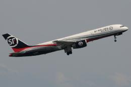 きんめいさんが、関西国際空港で撮影したSF エアラインズ 757-2Z0(SF)の航空フォト(飛行機 写真・画像)