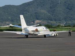 F.YUKIHIDEさんが、岡南飛行場で撮影した日本法人所有 501 Citation I/SPの航空フォト(飛行機 写真・画像)