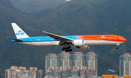 香港国際空港 - Hong Kong International Airport [HKG/VHHH]で撮影されたKLMオランダ航空 - KLM Royal Dutch Airlines [KL/KLM]の航空機写真