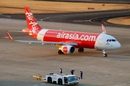 TA27さんが、仙台空港で撮影したエアアジア・ジャパン A320-216の航空フォト(飛行機 写真・画像)