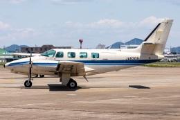 T spotterさんが、名古屋飛行場で撮影した日本個人所有 T303 Crusaderの航空フォト(飛行機 写真・画像)