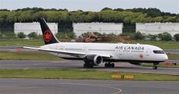 Rsaさんが、成田国際空港で撮影したエア・カナダ 787-9の航空フォト(飛行機 写真・画像)