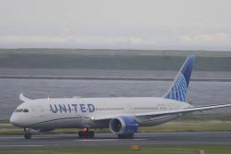 Sharp Fukudaさんが、羽田空港で撮影したユナイテッド航空 787-9の航空フォト(飛行機 写真・画像)