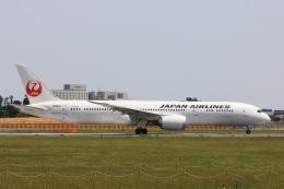 かっちゃん✈︎さんが、成田国際空港で撮影した日本航空 787-9の航空フォト(飛行機 写真・画像)