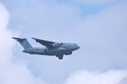 サイパンだ!さんが、習志野演習場で撮影した航空自衛隊 C-2の航空フォト(飛行機 写真・画像)