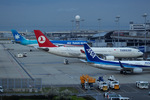 T.Sazenさんが、関西国際空港で撮影したターキッシュ・エアラインズ A330-203の航空フォト(写真)