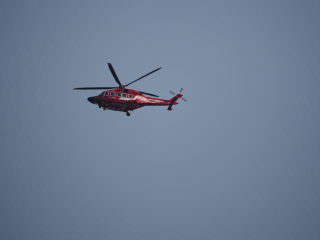 gennai04さんが、東京ヘリポートで撮影した東京消防庁航空隊 AW189の航空フォト(飛行機 写真・画像)