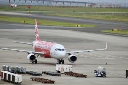 東亜国内航空さんが、中部国際空港で撮影したエアアジア・ジャパン A320-216の航空フォト(飛行機 写真・画像)