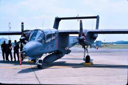 パール大山さんが、横田基地で撮影したアメリカ空軍 OV-10 Broncoの航空フォト(飛行機 写真・画像)