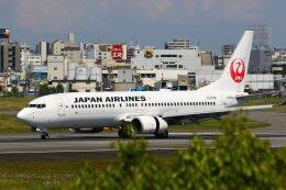 航空フォト:JA323J 日本航空 737-800