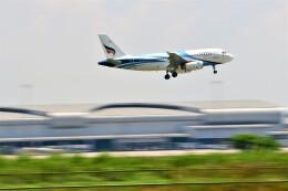 航空フォト:HS-PPA バンコクエアウェイズ A319