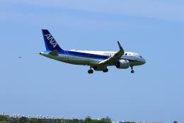 navipro787さんが、宮崎空港で撮影した全日空 A320-271Nの航空フォト(飛行機 写真・画像)