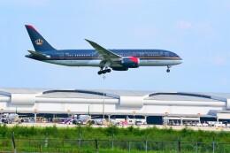 Hiro Satoさんが、スワンナプーム国際空港で撮影したロイヤル・ヨルダン航空 787-8 Dreamlinerの航空フォト(飛行機 写真・画像)