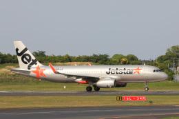 かっちゃん✈︎さんが、成田国際空港で撮影したジェットスター・ジャパン A320-232の航空フォト(飛行機 写真・画像)