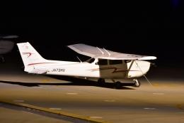 E-75さんが、函館空港で撮影した本田航空 172S Skyhawk SPの航空フォト(飛行機 写真・画像)