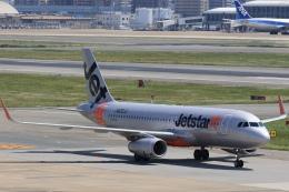 Fly Yokotayaさんが、福岡空港で撮影したジェットスター・ジャパン A320-232の航空フォト(飛行機 写真・画像)