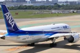 航空フォト:JA808A 全日空 787-8 Dreamliner
