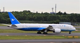 Rsaさんが、成田国際空港で撮影した厦門航空 787-9の航空フォト(飛行機 写真・画像)