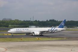 シゲキックスさんが、成田国際空港で撮影したエールフランス航空 777-328/ERの航空フォト(飛行機 写真・画像)