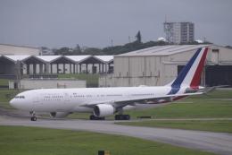 Mr.boneさんが、嘉手納飛行場で撮影したフランス空軍 A330-223の航空フォト(飛行機 写真・画像)