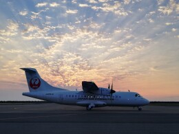 tyu246さんが、徳之島空港で撮影した日本エアコミューター ATR 42-600の航空フォト(飛行機 写真・画像)