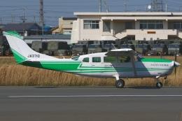 RJOY_Spotterさんが、八尾空港で撮影したアドバンス・エア・スポーツ T207A Turbo Stationair 7の航空フォト(飛行機 写真・画像)