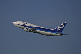 tsubameさんが、福岡空港で撮影したANAウイングス 737-54Kの航空フォト(飛行機 写真・画像)