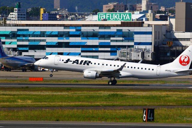 航空フォト:JA247J ジェイエア