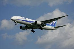 tsubameさんが、福岡空港で撮影した全日空 777-281の航空フォト(飛行機 写真・画像)