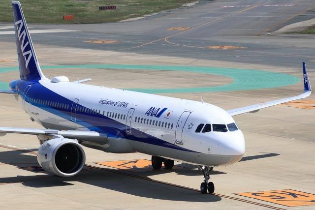 航空フォト:JA139A 全日空