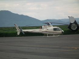 ヒコーキグモさんが、岡南飛行場で撮影したオートパンサー AS350B2 Ecureuilの航空フォト(飛行機 写真・画像)