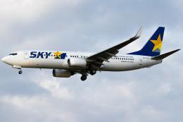 航空フォト:JA737Y スカイマーク 737-800
