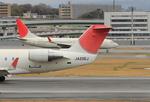 ふじいあきらさんが、伊丹空港で撮影したジェイ・エア CL-600-2B19 Regional Jet CRJ-200ERの航空フォト(飛行機 写真・画像)