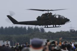 Sharp Fukudaさんが、入間飛行場で撮影した陸上自衛隊 AH-1Sの航空フォト(飛行機 写真・画像)