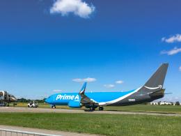 gomaさんが、ル・ブールジェ空港で撮影したGEキャピタル・アヴィエーション・サービス 737-83Nの航空フォト(飛行機 写真・画像)