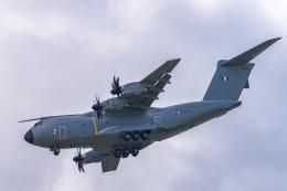gomaさんが、ル・ブールジェ空港で撮影したフランス空軍 A400Mの航空フォト(飛行機 写真・画像)