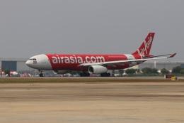 磐城さんが、ドンムアン空港で撮影したタイ・エアアジア・エックス A330-343Xの航空フォト(飛行機 写真・画像)