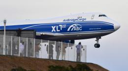 flytaka78さんが、成田国際空港で撮影したエアブリッジ・カーゴ・エアラインズ 747-46NF/ER/SCDの航空フォト(飛行機 写真・画像)