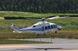 だだちゃ豆さんが、庄内空港で撮影した海上保安庁 AW139の航空フォト(飛行機 写真・画像)