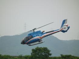 ヒコーキグモさんが、岡南飛行場で撮影した日本個人所有 EC130T2 (H130)の航空フォト(飛行機 写真・画像)