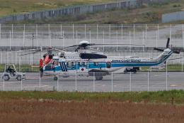 A.Tさんが、神戸空港で撮影した海上保安庁 EC225LP Super Puma Mk2+の航空フォト(飛行機 写真・画像)