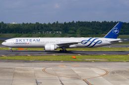 さんごーさんが、成田国際空港で撮影したエールフランス航空 777-328/ERの航空フォト(飛行機 写真・画像)