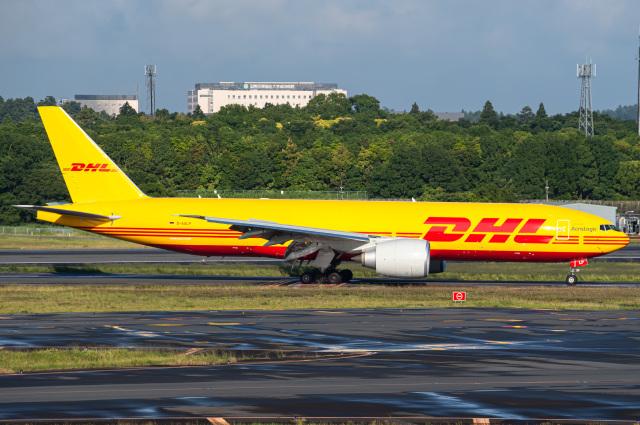 航空フォト:D-AALP アエロ・ロジック 777-200