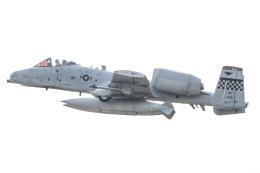 KANTO61さんが、横田基地で撮影したアメリカ空軍 A-10C Thunderbolt IIの航空フォト(飛行機 写真・画像)