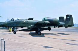 パール大山さんが、横田基地で撮影したアメリカ空軍 OA-10A Thunderbolt IIの航空フォト(飛行機 写真・画像)