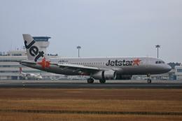 tsubameさんが、鹿児島空港で撮影したジェットスター・ジャパン A320-232の航空フォト(飛行機 写真・画像)