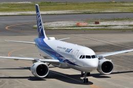 航空フォト:JA214A 全日空 A320neo