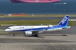 qooさんが、羽田空港で撮影した全日空 A320-271Nの航空フォト(飛行機 写真・画像)