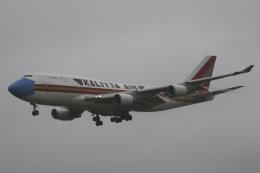 Sharp Fukudaさんが、横田基地で撮影したカリッタ エア 747-446(BCF)の航空フォト(飛行機 写真・画像)
